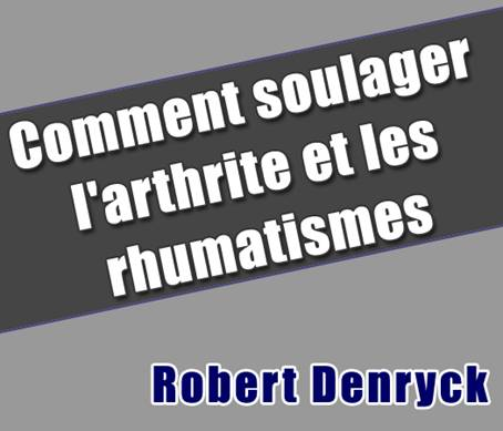 Soulager les rhumatismes
